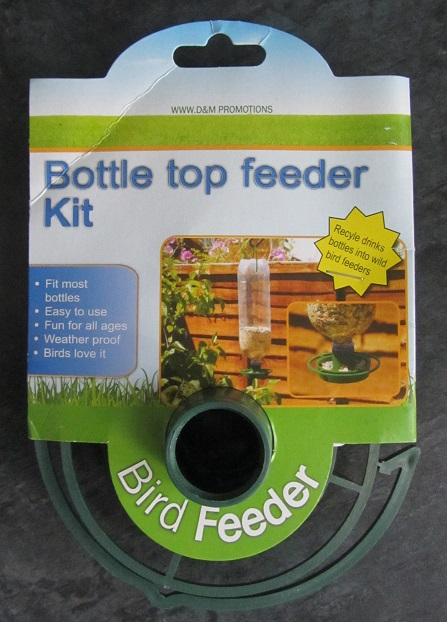 bottle top feeder kit small